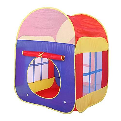 WZXX Enfants Jouet Tente extérieure Jouer Tente Jouets Pliable Ocean Ball Pool Game House Gonflable Piscine Tente Portable Tente Enfants Pliables Cadeaux