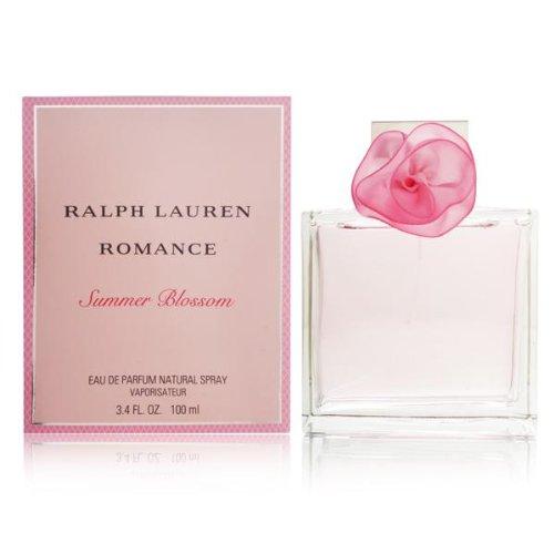 Romance flores de verano por Ralph Lauren Eau de Toilette con vaporizador 100ml