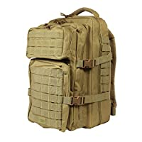 OSAGE RIVER Fly Fishing Backpack, Tackle and Rod Storage, Khaki