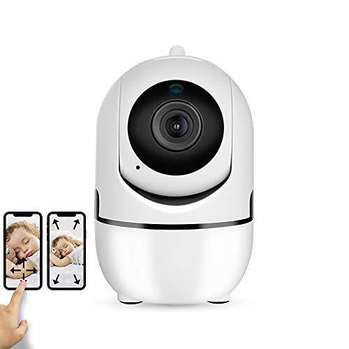 IP ÜberwachungsKamera WiFi, Myada 1080P WiFi Ip Kamera Babyphone mit 2 Wege Audio, Wireless Überwachungskamera, Mobile App Kontrolle, Bewegungserkennung, P2P, unterstützt nur 2.4 GHz Wi-Fi