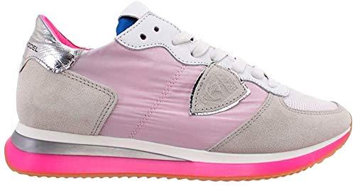 Philippe Model Damen trpx Sneaker Bianco 36 EU
