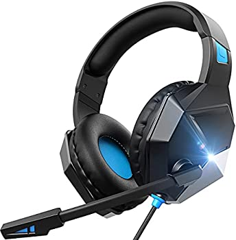 Pahasur Wired On-Ear Gaming Headphone