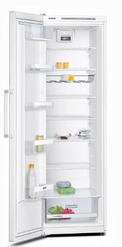 Siemens KS36VVW40 iQ300 Kühlschrank / A+++ / Kühlen: 348 L / weiß / bottleRack / safetyGlass / ecoPlus