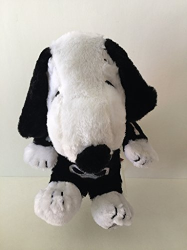 10 Inch Snoopy in a Skeleton Halloween Costume Musical Animated Plush - Plays 'Linus and Lucy'