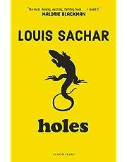 Holes: Louis Sachar (English Edition)