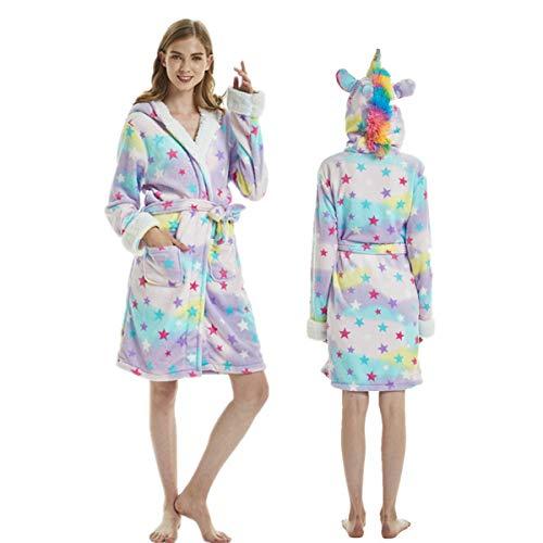 Mallalah Pajamas Hooded Badjas voor Vrouwen Volwassen Cartoon Dier Halloween Kerst Cosplay