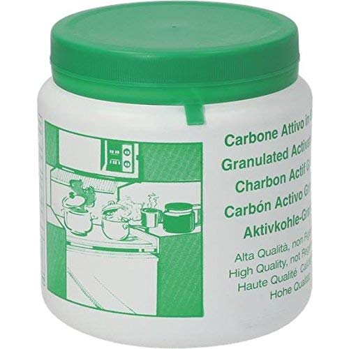Eurofilter Charbon actif en granulés, 420 g