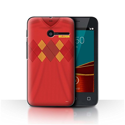 Stuff4® Phone Case/Cover/Skin/VD-CC/World Cup 2018 Football Shirt Collection Vodafone Smart First 6 België/Belgisch