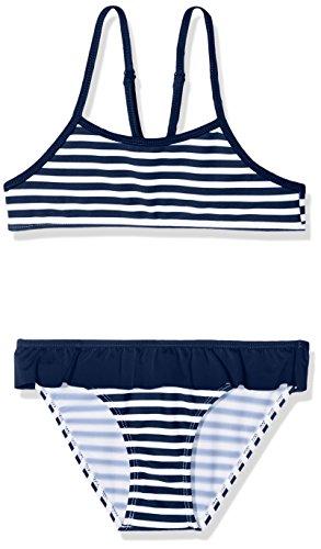 losan 816-4982AN Bikini, Azul (Marino Claro), 3 años (Tamaño del Fabricante:3) para Niñas