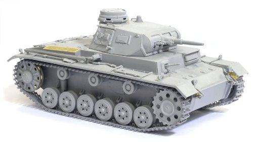 Dragon Models 1/35 Pz.Kpfw. III Ausf.E, France 1940 ~ Smart Kit