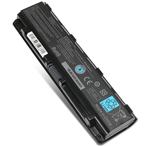 New PA5024U-1BRS C55 C55-A C805 C855 Laptop Battery for Toshiba Satellite PA5025U-1BRS PA5026U-1BRS PABAS259 C855D L855 L875 P855 P875 S855 S875 Series