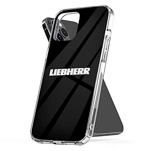 Phone Case Compatible with iPhone Best Accessories Seller Scratch - Waterproof Liebherr Shock Merchandise 6 7 8 Plus Se 2020 X Xr 11 Pro Max 12 Mini