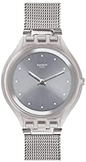 Swatch orologio SKINSPARKLY Skin Big 40mm SVUK103M