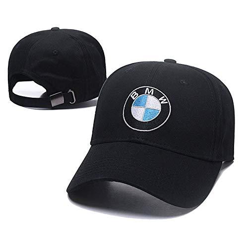 Car Logo Adjustable Baseball Hat, Unisex Hat Travel Car Racing Motor Cap for BMW