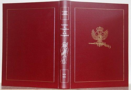 Exercise de l'Arquebuse 1474-1856. Exercises de l'Arquebuse et de la Navigation 1856-1974.