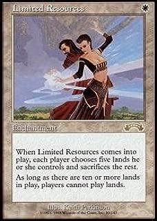 Magic: the Gathering - Limited Resources - Exodus