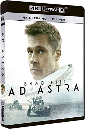Ad Astra 4k Uhd [Blu-ray]