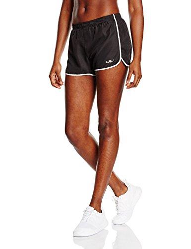 CMP Short de Course pour Femme XL Noir