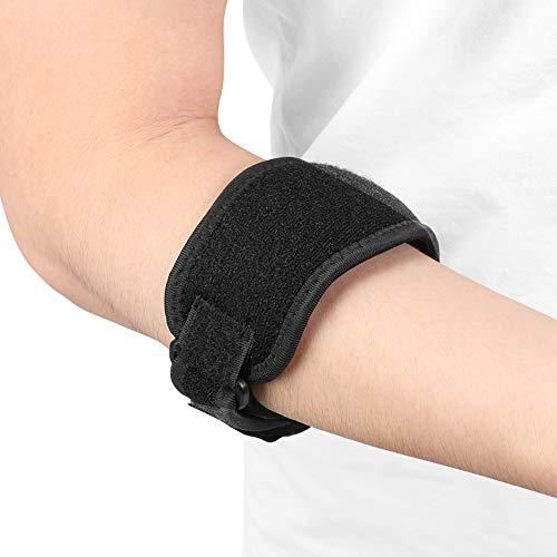 Doact Ellenbogenbandage Tennisarm Ellenbogenschützer, Ellenbogenbandage Neopren zum Ellbogenschutz Gegen Arthritis, Sehnenschmerzen