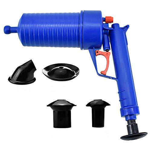 WC-Saugglocke, Luftdruck-Ablaufpumpe, Werkzeug zum Entfernen von Haarverstopfungen, Reinigungswerkzeug für Küche, Waschbecken, Badewanne, Dusche