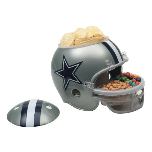 NFL Dallas Cowboys Snack Helmet