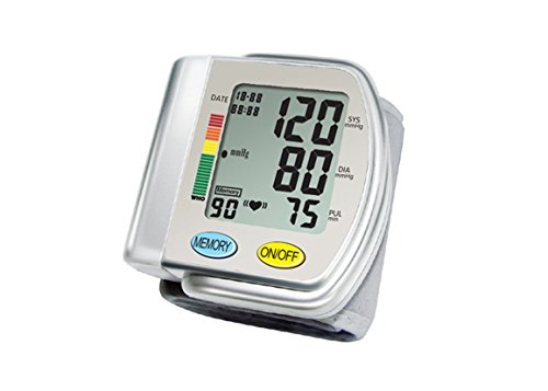 Fantastic Prices! ChoiceMMed Accurate Wrist Blood Pressure Monitor