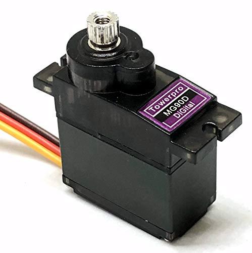MG90D デジタル・マイクロサーボ メタルギア