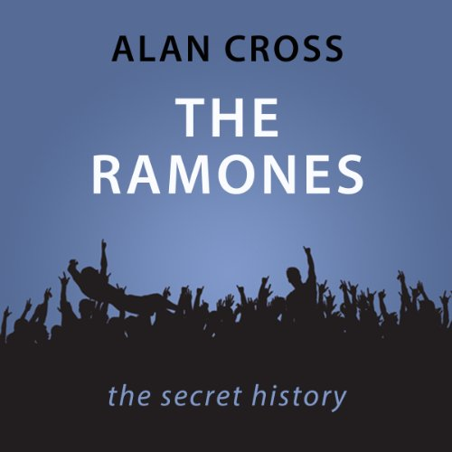 The Ramones audiobook cover art