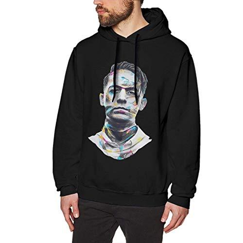 Yougou G-Eazy Hoodies Sweatshirts Long Sleeve Tops Men's Casual Printed No Pocket Pullover