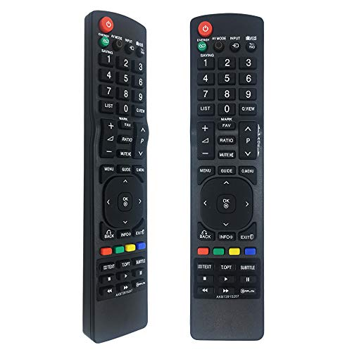 FOXRMT Telecomando AKB72915207 Sostitutivo per telecomando LG 3D LED LCD Smart TVs AKB72915244 AKB72915202 AKB72915217 - Nessuna configurazione Necessaria