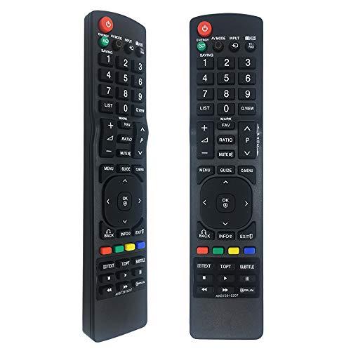 Nuevo Reemplazo LG Control Remoto para TV, LG TV Control Remoto AKB72915207 Ajuste para Varios LG TV 37LD465 42LD420 42LD420 32LD465 32LE3300 37LD450