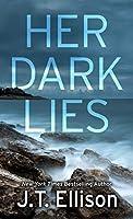 Her Dark Lies (Thorndike Press Large Print Basic)