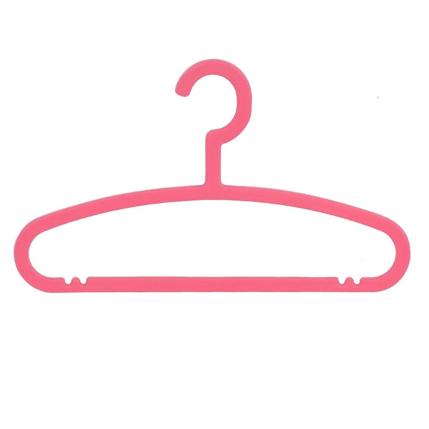 アドバンテージベストマリナー20滑り止め滑り止め子供用ハンガーのパック - 乾燥とワードローブのハンガー (Color : 6#, Size : 20.8*17.5cm)
