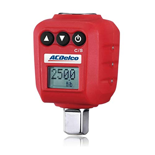 ACDelco ARM602-4A Heavy Duty Digital Torque Adapter