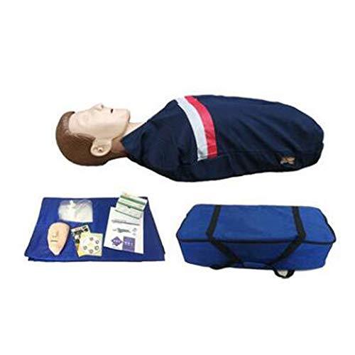 Anatomisches Modell Cardiopulmonary Resuscitation Artificial Respiration Simulator CPR Erste-Hilfe-Ausbildung Teaching Modell Pressing,A
