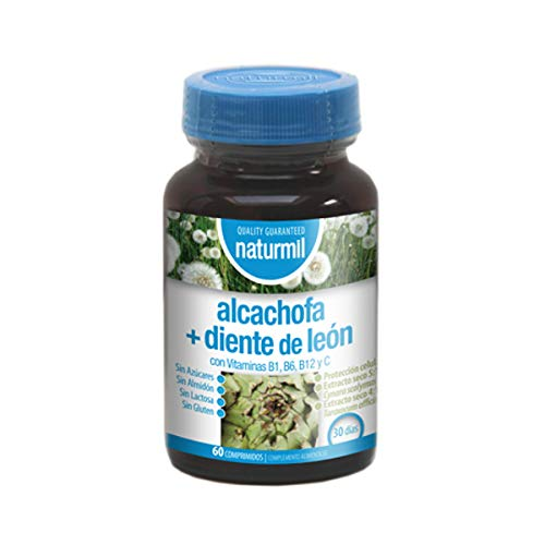 Dietmed Alcachofa+Diente De Leon 60Comp. 200 ml