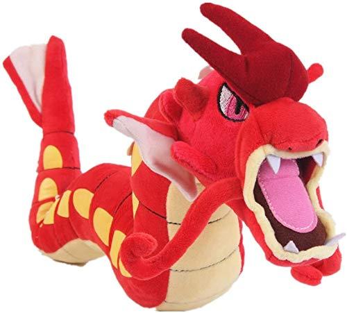DINGDANG Red Gyarados Plush Doll Stuffed Toy 23 inch Xmas Gift