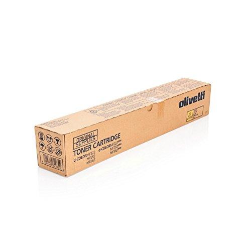 Toner original para Olivetti d-Color MF 282Olivetti B1039–PREMIUM de impresoras cartucho–Amarillo–25.000páginas