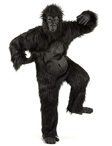 Vegaoo - Disfraz Gorila Adulto - Única
