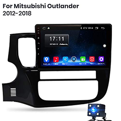 Review Of NBVNBV GPS Navigation Touchscreen Car Multimedia System Radio Fit for Mitsubishi Outlander 3 GF0W GG0W 2012-2018 Bluetooth Wi-Fi AM/FM Tuner,4G (4GB 64GB) A