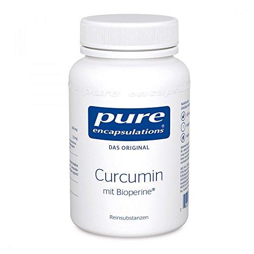 PURE ENCAPSULATIONS - Curcumin 500 mit Bioperin, Kps. 60 St