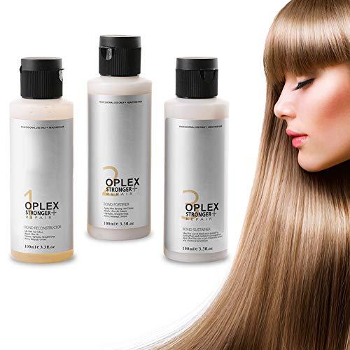 ANGGREK Hair Care, Oplex Zero Damage Productos para el Cuidado del Cabello Antes de teñir Perming Coloración Blanqueamiento Reparación del Cabello