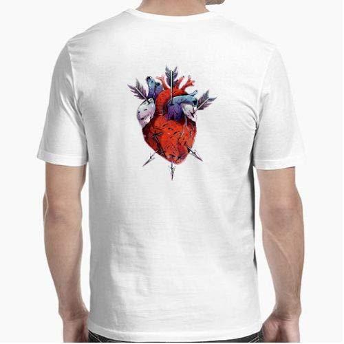 Camiseta - diseño Original - Camiseta básica (Trasera) Natos y Waor - XL