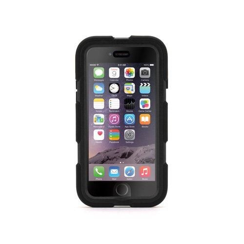 Griffin Survivor All Terrain Coque pour iPhone 6/6s - Noir