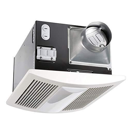 Panasonic FV-11VQ5 WhisperCeiling 110 CFM Ceiling Mounted Fan, White