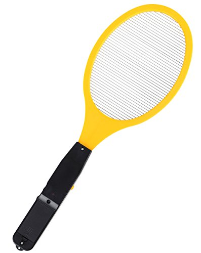 Elucto Electric Bug Zapper Fly Swatter Zap Mosquito Best for indoor and Outdoor Pest Control(AA...
