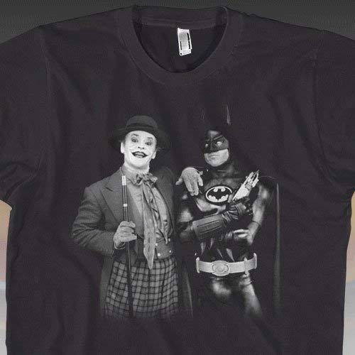 Classic Batman and Joker T-Shirt