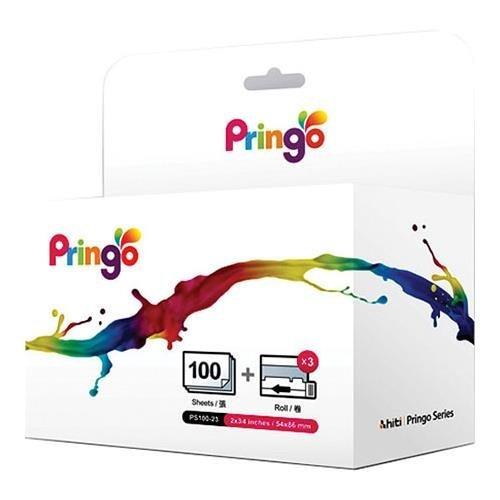 pringo portable photo printer - 2