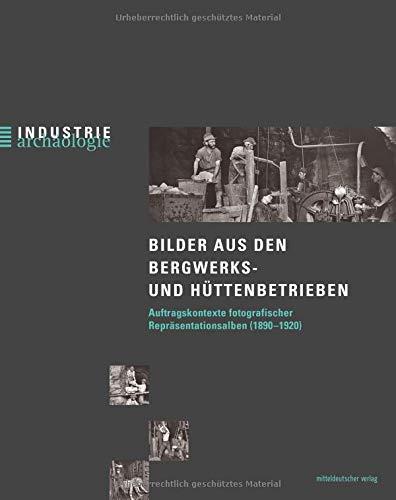 Bilder aus den Bergwerks- und Hüttenbetrieben: Auftragskontexte fotografischer Repräsentationsalben (1890-1920) (Industriearchäologie)