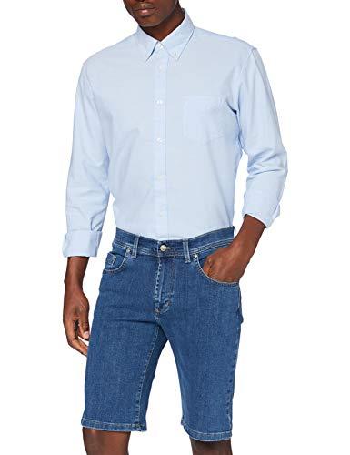 Pioneer Herren Bermuda MEGAFLEX Shorts, Blau (Farbe 05 05), W31/L30(Herstellergröße:3130)